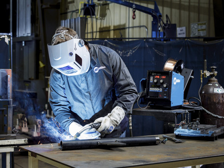 Makine-Metal Sektöründe Kaynak Operatörü Problemi