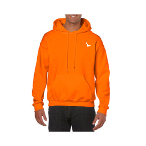 "HOODIE ""ORANGE SÉCURITÉ"""