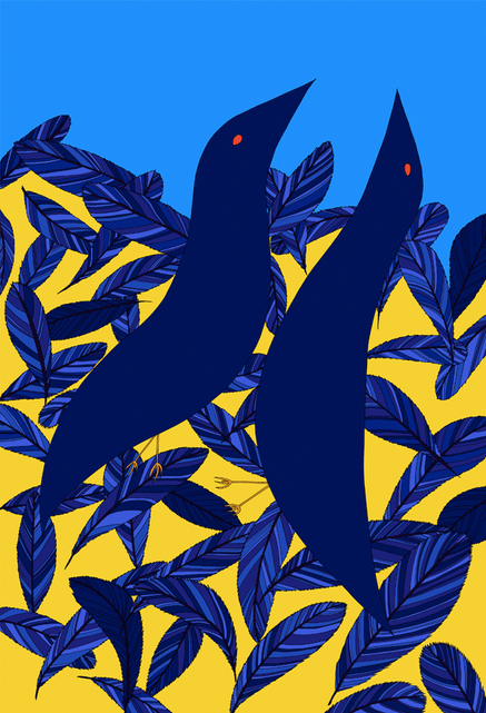 Birds of potential happiness No. 2