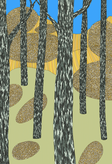 Rocks For The Trees No. 1