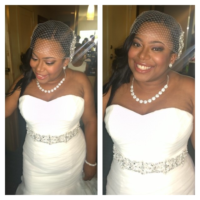 Instagram - Recent #bride #makeup #makeupartist #weddings #weddingseason2014 #mylife