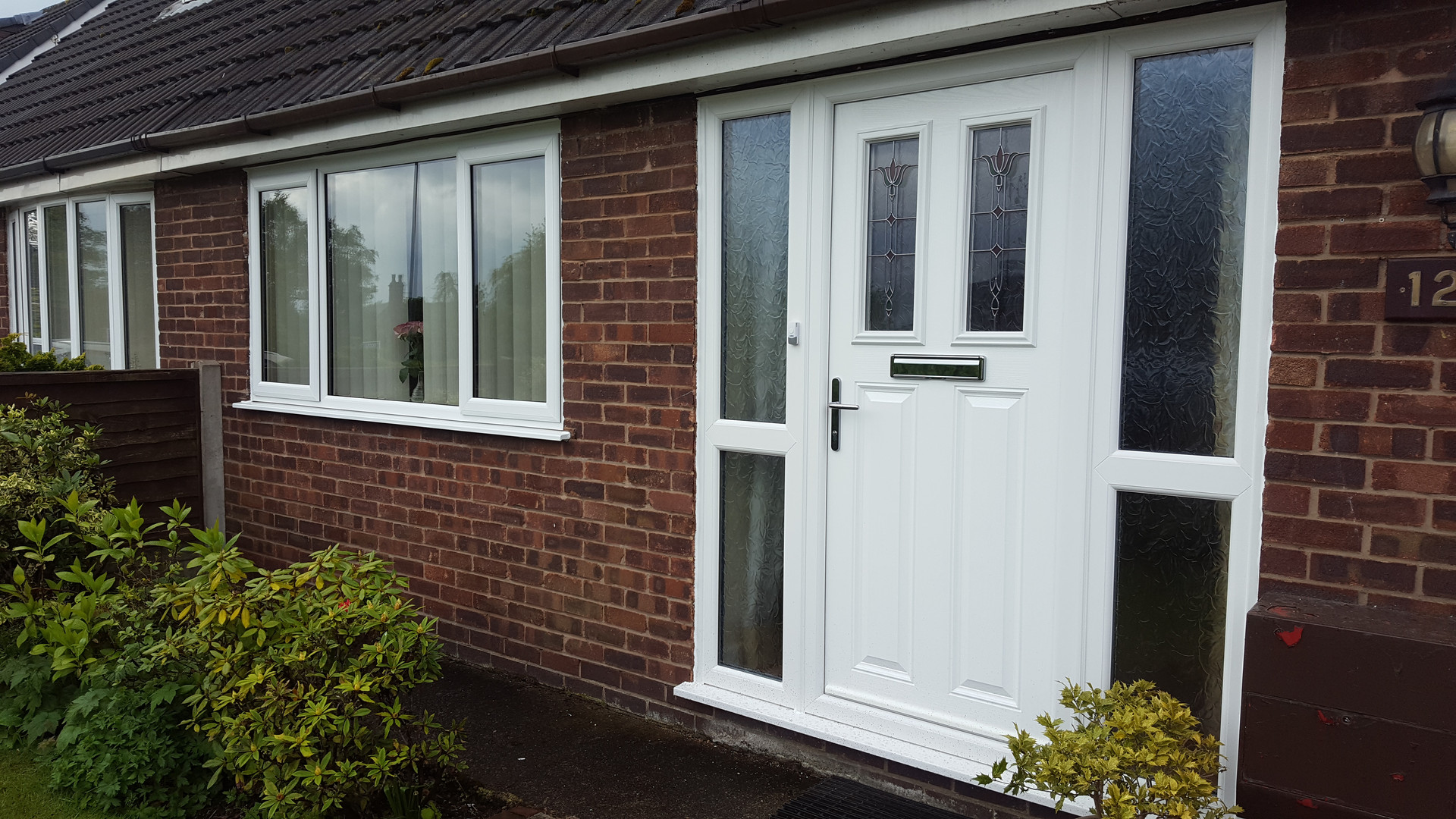 double glazed doors and windows