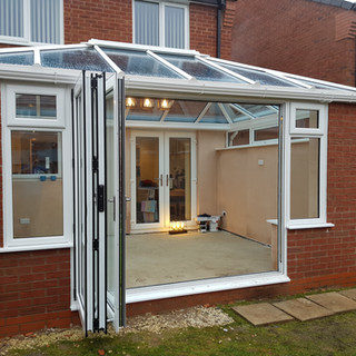 conservatory installers leigh