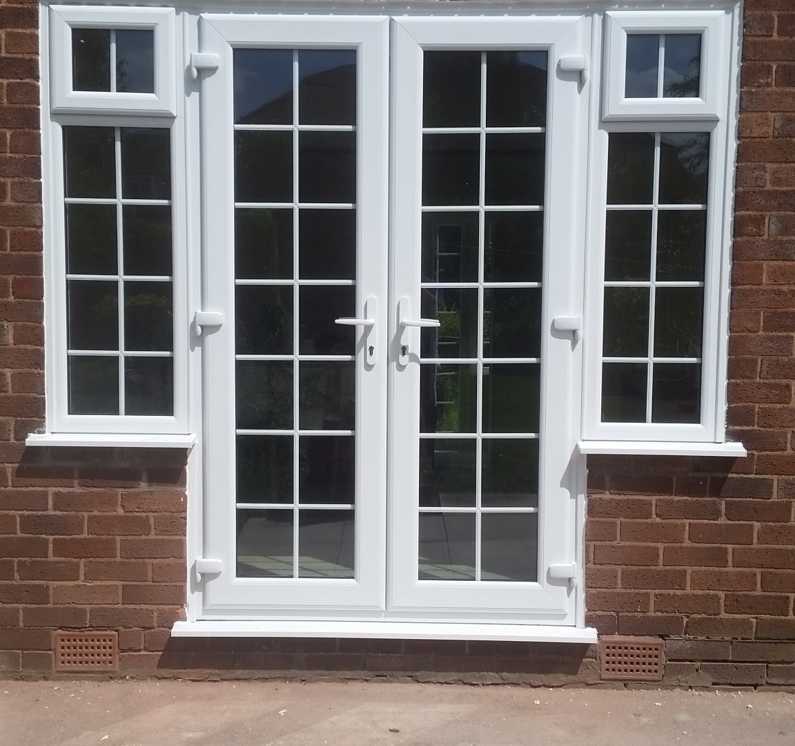 patio doors leigh