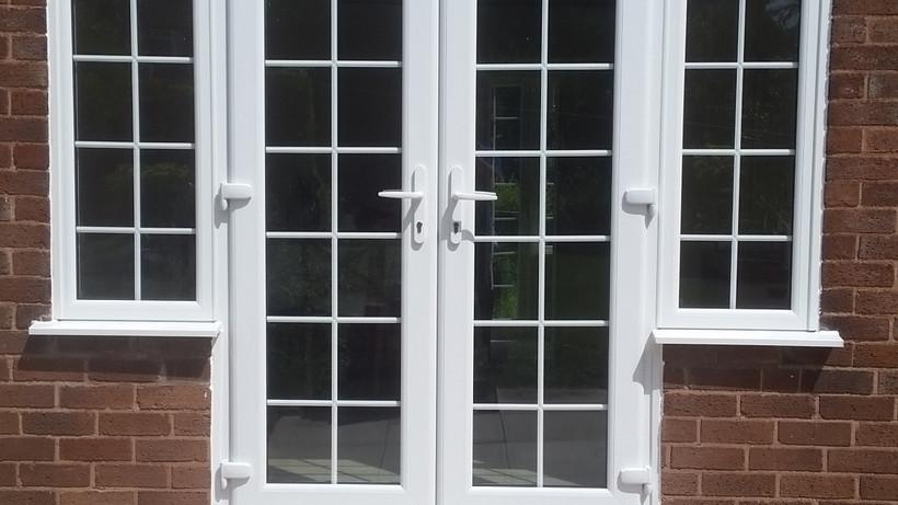 patio doors leigh
