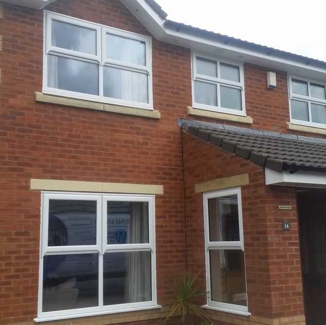 double glazing companies leigh