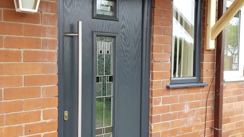 composite doors leigh