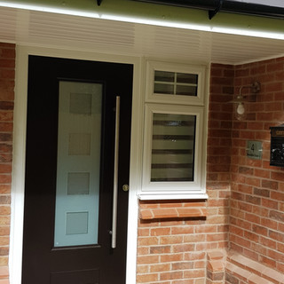 porch installers leigh