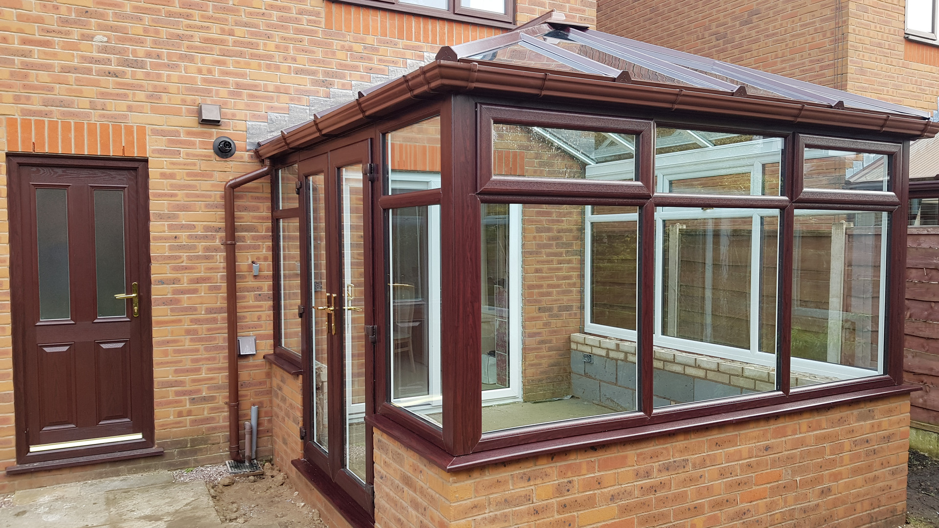 conservatories leigh