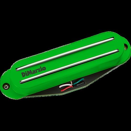 Dimarzio® Satch Track Neck™, Rail Single Coil Pickup   Neck / All Positions