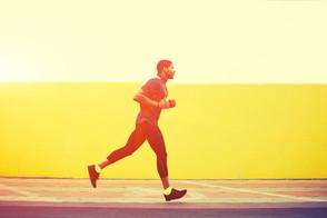 人類的奔跑速度