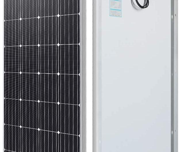 Top 5 Monocrystalline Solar Panels
