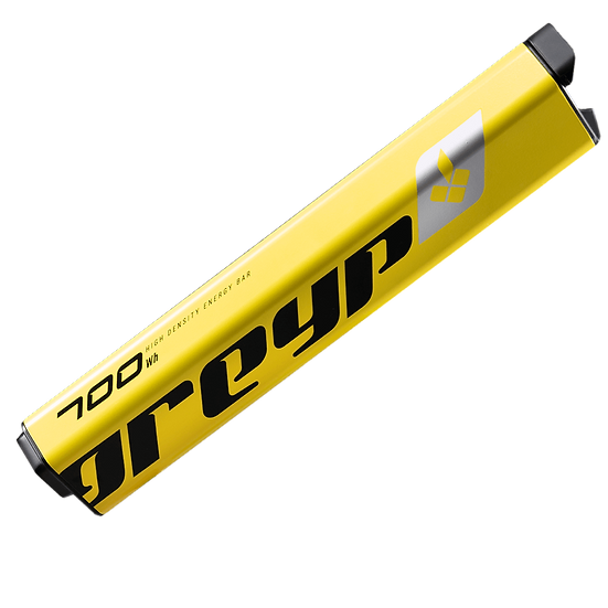 Extra Greyp Battery 700 Wh
