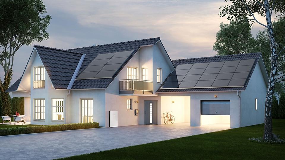 Tesla Powerwall Home Installation