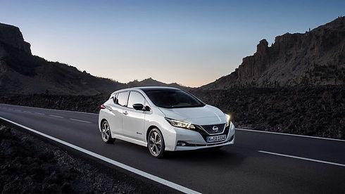 40kWh Nissan Leaf