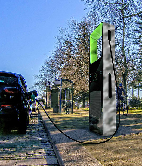 Ultra-Fast DC Chargers