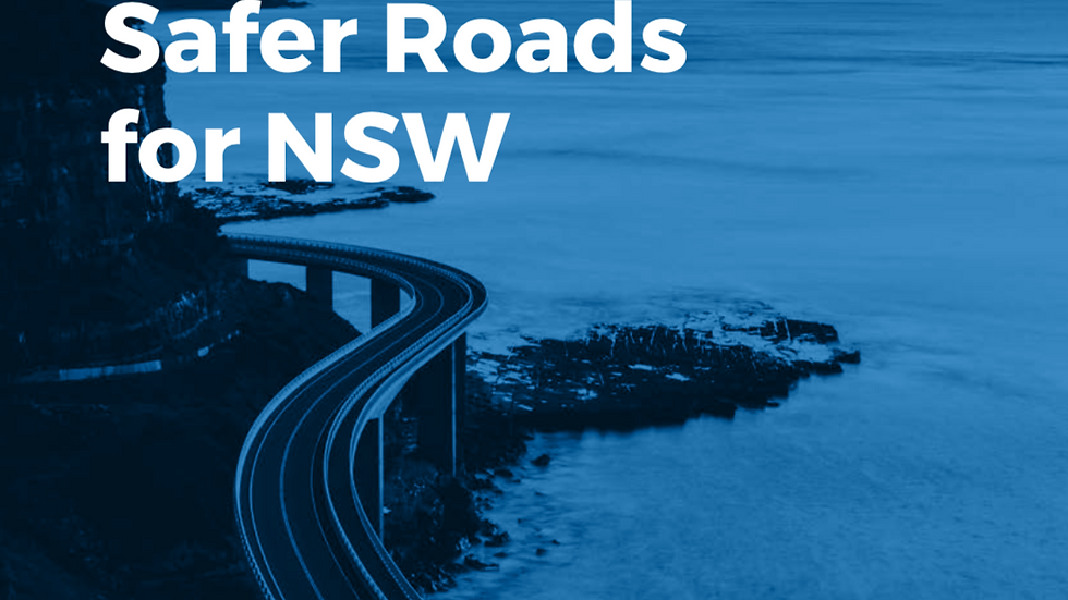 Cleaner & Safer Roads - A Study in NSW