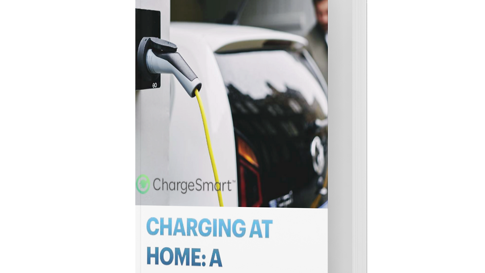 Charging Your EV at Home - a definitive guide