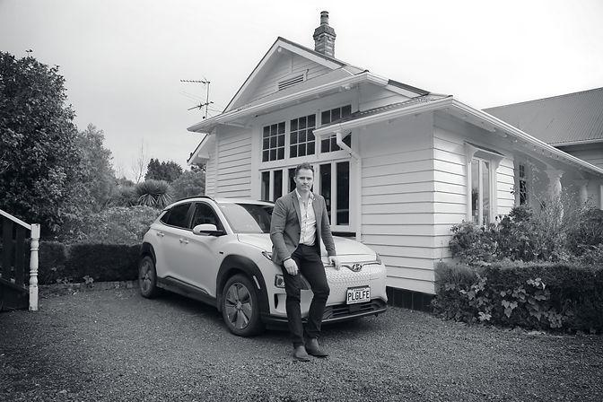 Nigel Broomhall Electric Vehicles