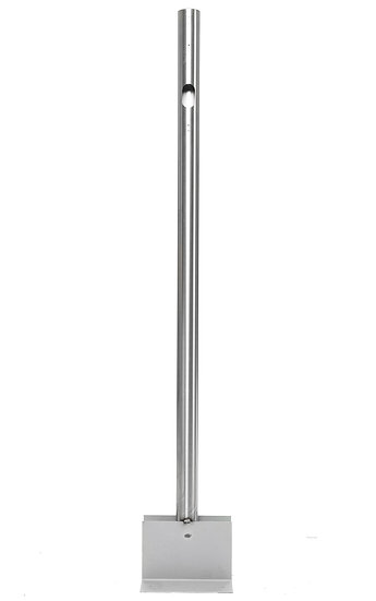 EVBox Stainless Steel Mounting Poles