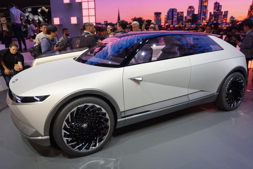 The latest electric vehicle concept from Hyundai