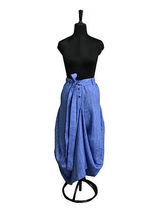 Drawstring Dhoti Skirt