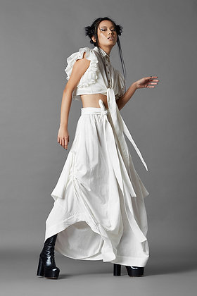 Deconstructed Skirt