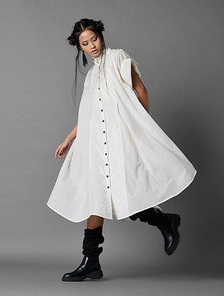 Circular Shirt Dress
