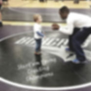 Here's to one of my wrestlers baby cousi