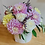 Thumbnail: Summer flowers in a hat box