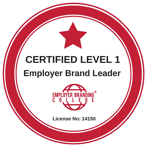 Certificate in Employer Brand Leadership