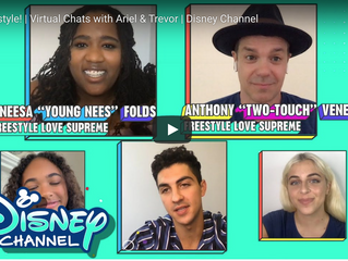 Disney Channel x Freestyle Love Supreme!!! (click picture for link)