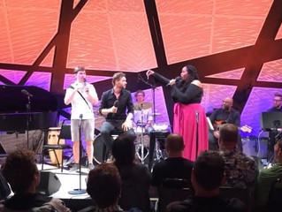 National Sawdust with FLS!