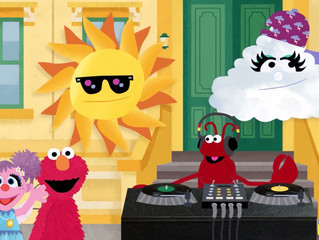 Sesame Street: Sun vs Cloud Rap Battle! (click photo)