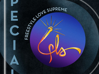 Freestyle Love Supreme is the recipient of a 2020 special Tony Award!