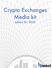 Crypto exchnages Media  - Q12020.png