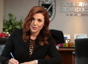Alcaldesa de Mexicali dio positivo al COVID-19