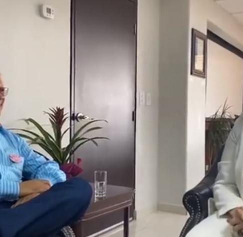 """""""Tienes todo el apoyo del gobierno del Estado"""": Bonilla a alcaldesa de Tijuana"""