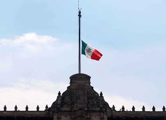 Publica DOF decreto sobre luto nacional