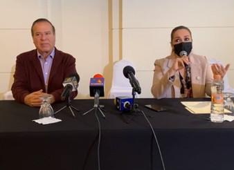 Interpuso González Cruz denuncia en contra de Bonilla