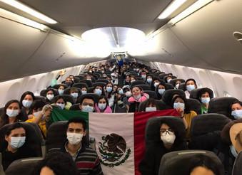 Se han repatriado a casi 18 mil mexicanos: Ebrard