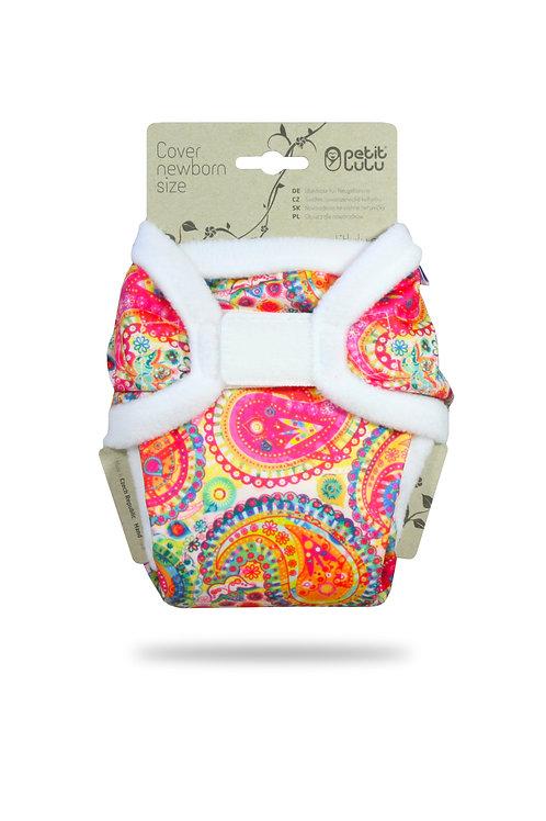 Colourful Orient - Newborn Cover