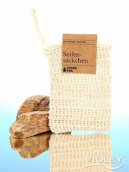 Bolsa/Luva para sabão biodegradável