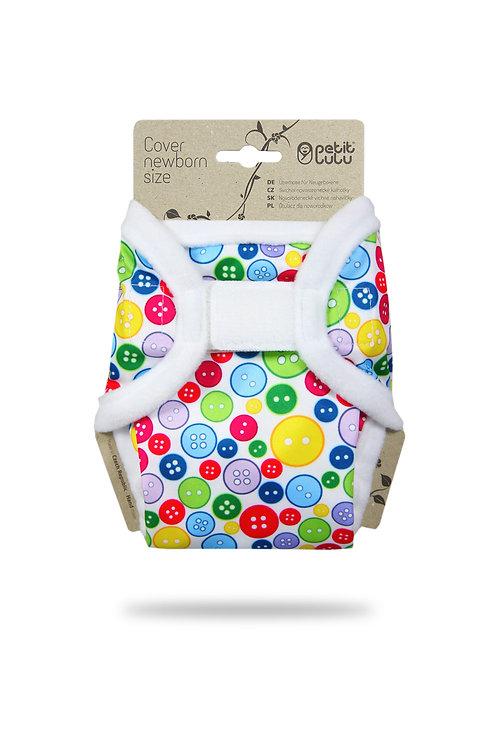 Sewing Buttons - Capa de recém-nascido