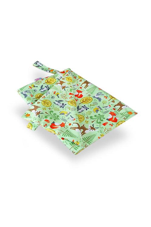 Saco impermeável para fraldas (2 tamanhos em 1) - Petit Lulu