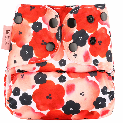 Poppy - AIO Trima XL OS - Petite Crown