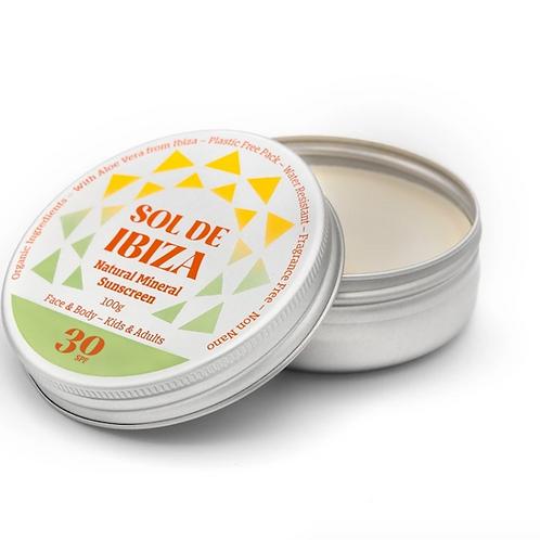 Protetor Solar SPF 30 - Sol de Ibiza
