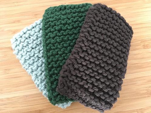 Esponja de Lã para Loiça -  Feita à Mão