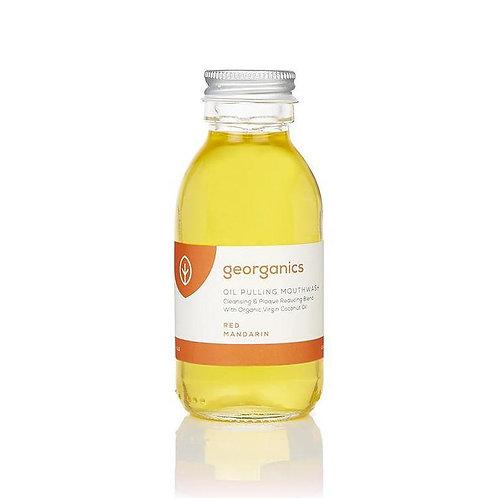 Elixir bucal - tangerina vermelha