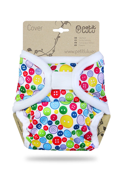 Sewing Buttons - Capa XL